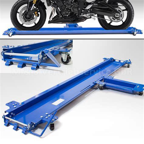 Rangierhilfe Motorrad by Bituxx 174 Rangierhilfe F 252 R Motorrad Seitenst 228 Nder