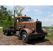 Pics Of Vintage Semis And Heavy Trucks  I May Be Looking For One Too