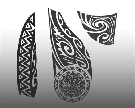 shaman tattoo designs tahiti designs road tribal by