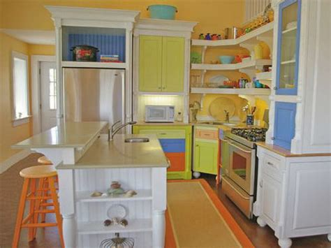 kitchen bright kitchen colors make your kitchen look