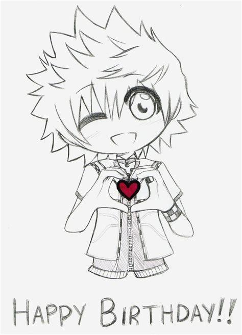 How To Draw Happy Chibi