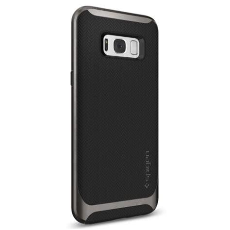 Spigen Neo Hybrid Samsung Galaxy S8 Gunmetal spigen neo hybrid samsung galaxy s8 gunmetal