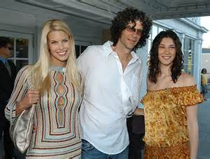 Howard stern running with daughter pic