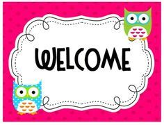 Classroom Door Signs Templates 1000 ideas about welcome sign classroom on