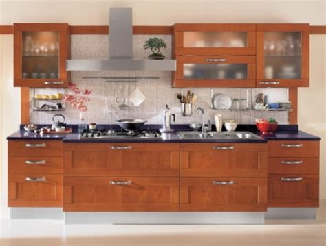 horizontal kitchen cabinets handle on top horizontal door