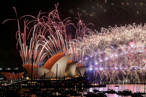 australia kicks off global new year party defying terror