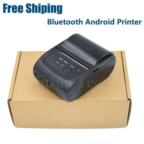Printer Android cheap 58mm bluetooth receipt printer mini thermal receipt