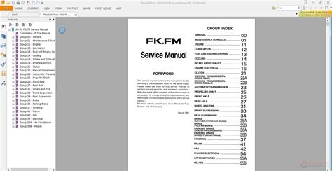 mitsubishi fuso 1992 95 fkfm service manual auto repair manual forum heavy equipment forums