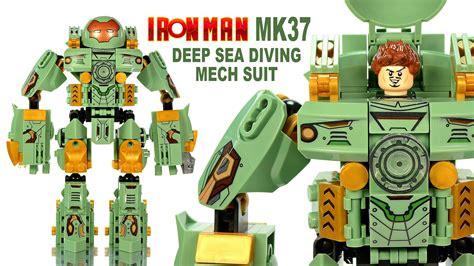 iron mk 37 sea diving mechanical suit aka