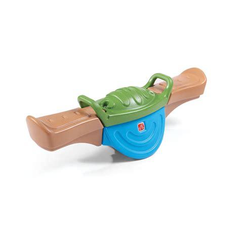 buitenspeelgoed opruiming play up teeter totter kids teeter totter step2