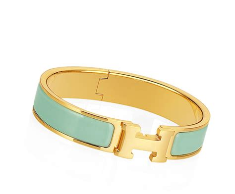 Hermes Enamel H Bracelet Reference Guide   Spotted Fashion