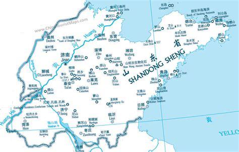 map of qingdao qingdao travel map qingdao maps qingdao attraction maps