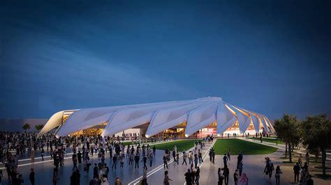 design center uae santiago calatrava wins competition to design pavilion for