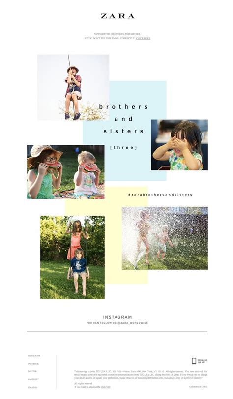 zara newsletter photo email design www datemailman fashion newsletters best 25 newsletter sle ideas that you will like on
