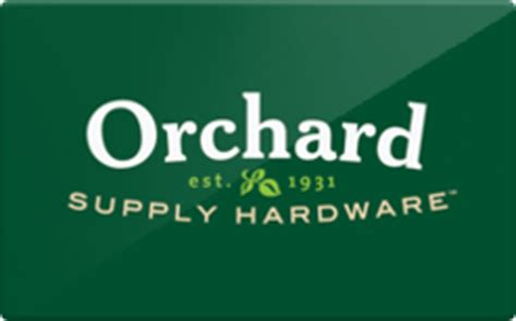 Osh Gift Card - sell orchard supply hardware gift cards raise