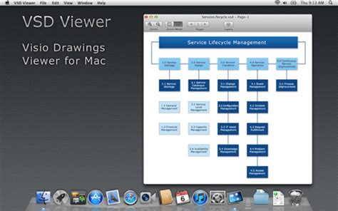 how to view vsd files without visio visio viewer mac