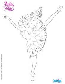 BARBIE Zum Ausmalen  Primaballerina Coloring sketch template