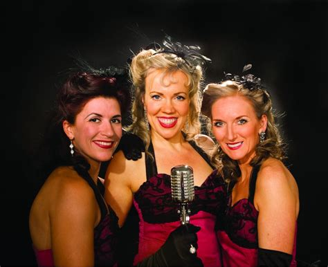 the swing cats sisters of swing cumbernauld theatre