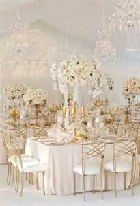 43 glam gold and white wedding ideas happywedd