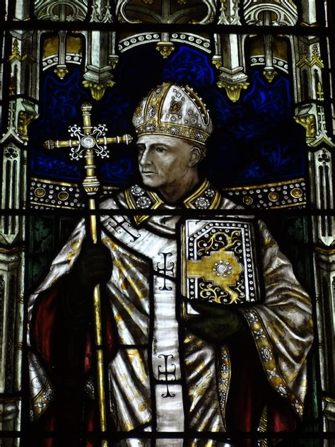 who was st a clerk of oxford the almsgiving of archbishop lanfranc