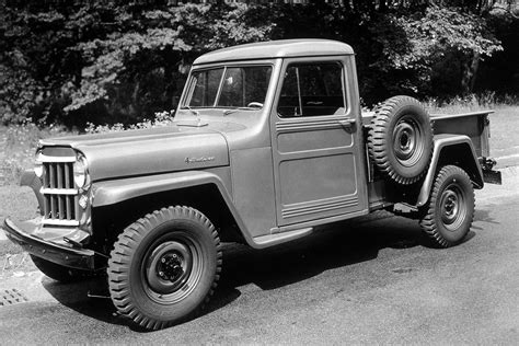 old jeep models willys pickup gets nominated for the ny times 2010