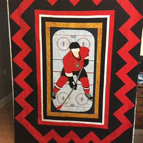 Hockey Quilt Patterns by 17 Best Images About Hockey Quilt On Appliques