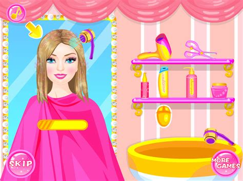 hairstyles games of barbie download barbie hairstyle design game