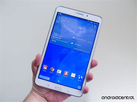 Tablet Samsung Not 4 samsung galaxy tab 4 review android central
