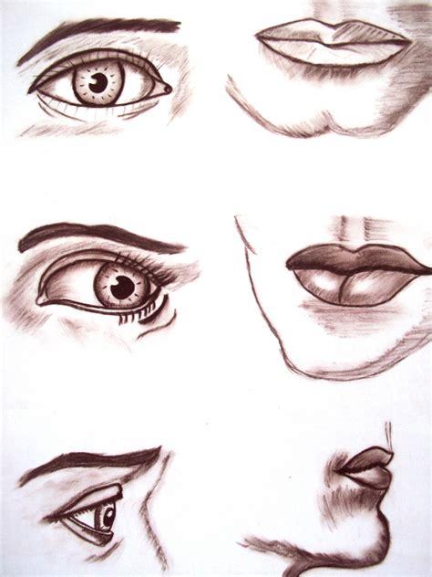 imagenes ojos nariz boca orejas portafolio daniela castro rostro ojos nariz boca y orejas