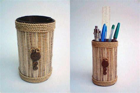 cara membuat kerajinan nan dari bambu caramembuattempatpensildaribambu aneka souvenir bambu