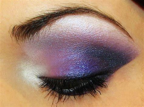 dramatic purple eyeshadow dramatic purple smokey eyes makeup tutorial by