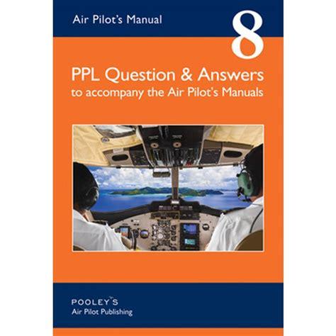 S A Volume 8 air pilot s manual volume 8 flyinsite