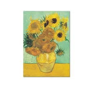 Vase For Sale Van Gogh Vincent 12 Sonnenblumen 21x29 7cm Din A4
