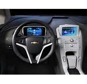 2011 Chevrolet Volt Interior Wallpaper  HD Car Wallpapers