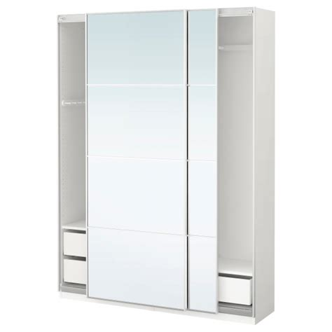 Shallow Wardrobes by Stylish Bedroom Storage Pax Sliding Door
