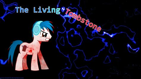 Living Tombstone Wallpaper by The Living Tombstone Wallpaper By Beatx14 On Deviantart