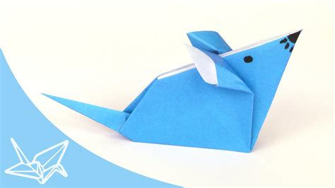 Origami Mice - origami mouse