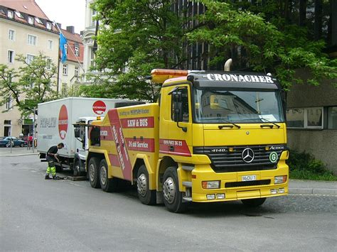 how is the truck tow truck