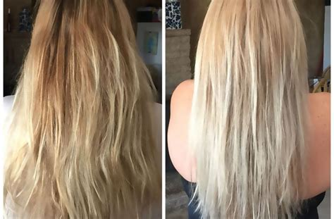 toner after bleaching copper hair best 25 wella t18 ideas on pinterest silver blonde hair