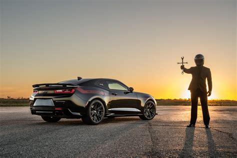 Chevrolet Camaro ?The Exorcist?, el anti Challenger Demon