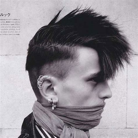 Rock Hairstyles For Guys by 21 Hairstyles For Guys