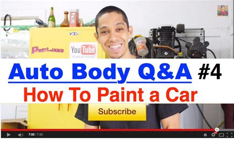 how to match paint how to make new paint match old paint on a car
