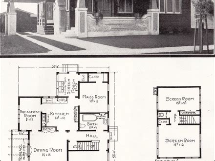 airplane bungalow house plans airplane 1920 bungalow house plans 1920s sears house plans