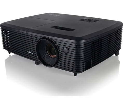 optoma projector l light buy optoma h114 throw home cinema projector free