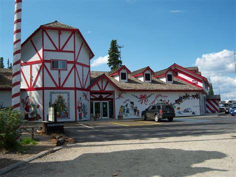 santa claus house north pole ak santa claus house in north pole alaska our alaskan