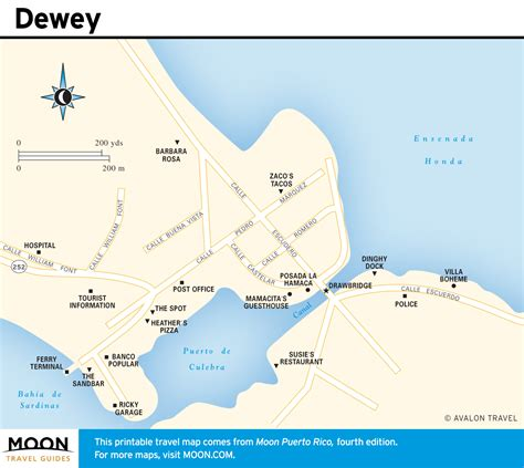 printable map vieques maps of puerto rico free printable travel maps from moon