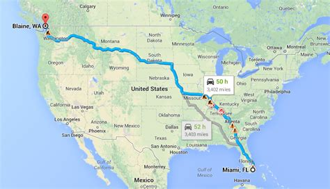 map washington state canada miami car thief arrives in washington state in fast