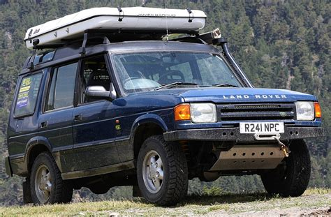 land rover discovery road bumper britpart discovery 1 range rover heavy duty