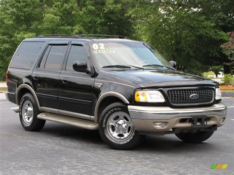 Expedition E6664m Black Gold White 2002 black ford expedition eddie bauer 15692022