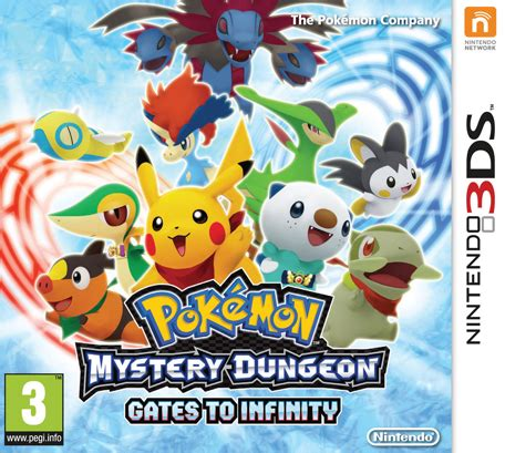 mystery dungeon gates to infinity pok 233 mon mystery dungeon gates to infinity nintendo 3ds